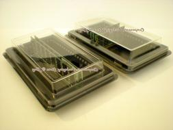 Computer Memory Case Tray Container Box 5 - Fits 50 PC or 10