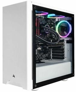CUK Sentinel White Gaming PC (AMD Ryzen 7, 32GB RAM, 1TB NVM