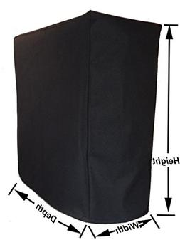 """DCFY - Computer Mid Tower Case Dust Cover 19""""H X 8""""W X 15""""D"""