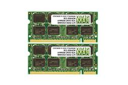 4GB  DDR2-800MHz PC2-6400 2Rx8 1.8V SODIMM Memory for Laptop