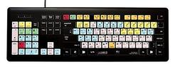 Editors Keys Dedicated Backlit PC Keyboard for Avid Pro Tool