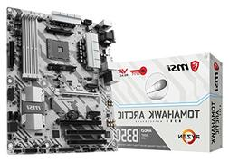 MSI Desktop Motherboard - AMD B350 Chipset - Socket AM4 B350