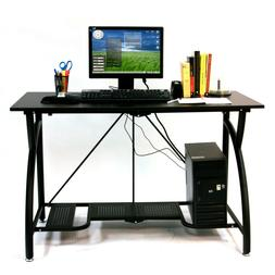 Foldable Computer Table Portable Office Desk Gaming Compact