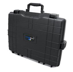 "CASEMATIX Gamers Laptop Carry Case for 15.6"" and 17.3"" Asus"