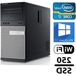 Dell Gaming Optiplex 990 Desktop Computer, Intel Core i7 3.4