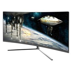 Viotek GN34CB 34-Inch 21:9 Ultrawide Curved QHD Gaming and P