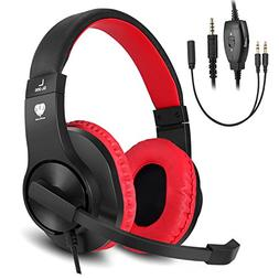 Greatever Gaming Headset for XBOX ONE,PC,PlayStation 4,Ninte