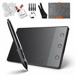 Huion H420 USB Graphics Drawing Tablet Board Kit HUION Corel