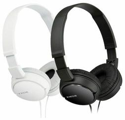 Sony Headphone Over-Head MDR-ZX110 Stereo  Extra Bass Black