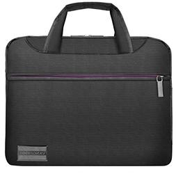 "14"" to 15.6"" Hybrid Business Briefcase Laptop Sleeve Shoulde"