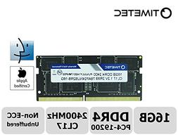 Timetec Hynix IC Apple 16GB DDR4 2400MHz PC4-19200 SODIMM Me