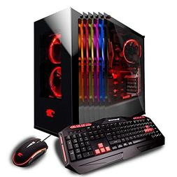 iBUYPOWER Elite Gaming Desktop PC Intel i7+ 8700 3.2Ghz, NVI