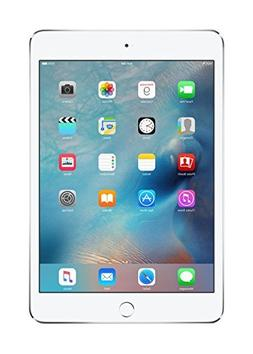 "Apple New iPad Mini 4 with 7.9"" Retina Display, 128GB SSD, 2"