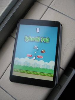 Ipad Mini Flappy Birds