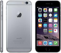 Apple iPhone 6, GSM Unlocked, 16GB - Space Gray