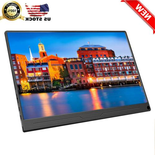 """2020 NEW 13.3"""" Super Thin Portable Gaming Monitor Type-C For"""