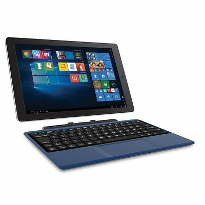 """2018 High Performance RCA Cambio 10.1"""" 2-in-1 Touchscreen Ta"""