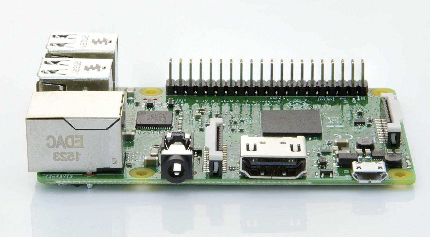 Raspberry PI B Core 64 Bit 1GB PC Computer NEW