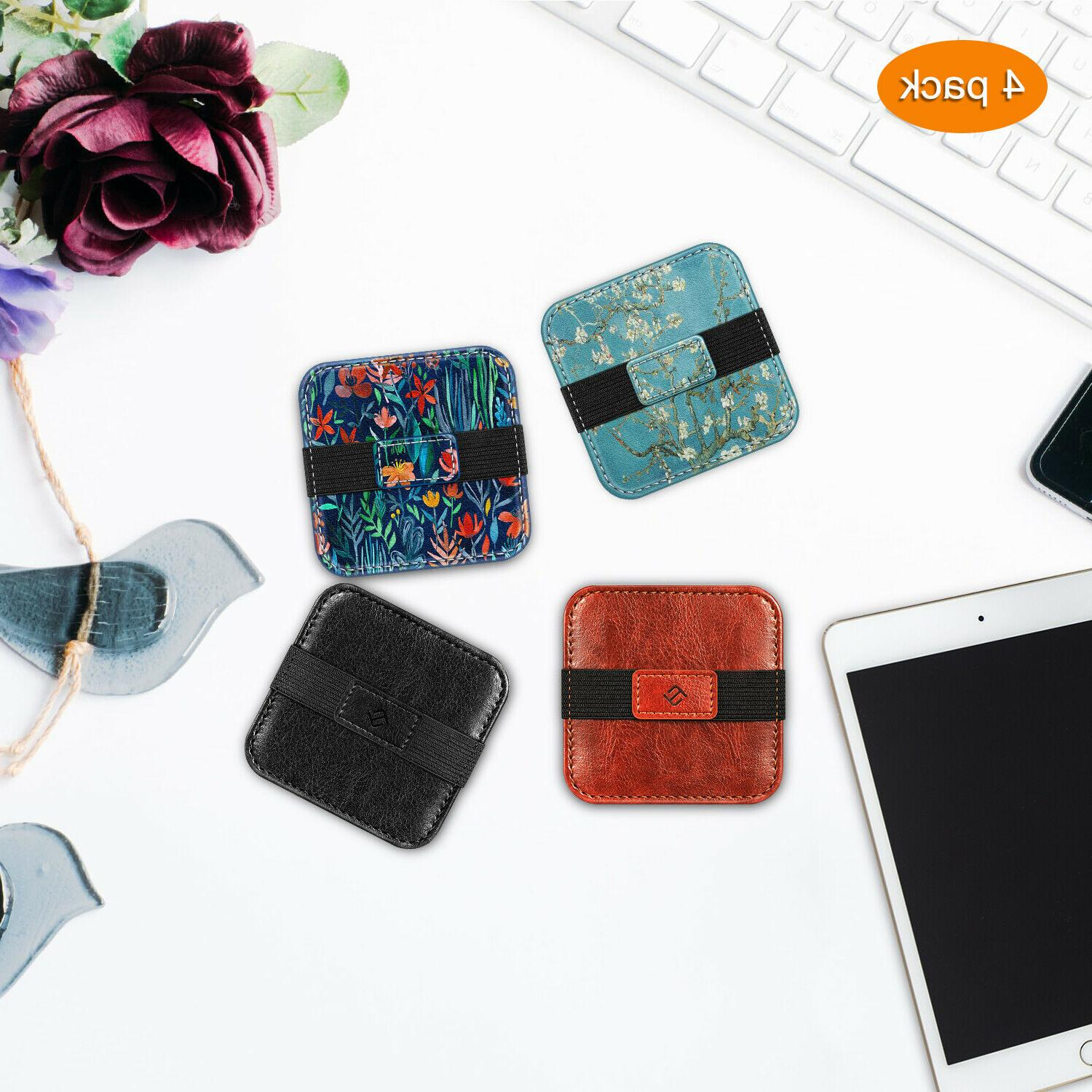 4 Pack Pad Cloth Wipes for iPad