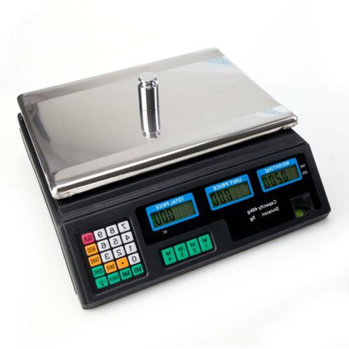 88lb 40kg Digital Scale Electronic Counting Weight
