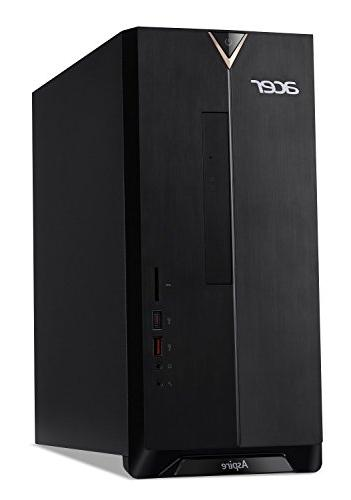 Acer Desktop, 8th Intel Core i5-8400, HDD, 8X WiFi,