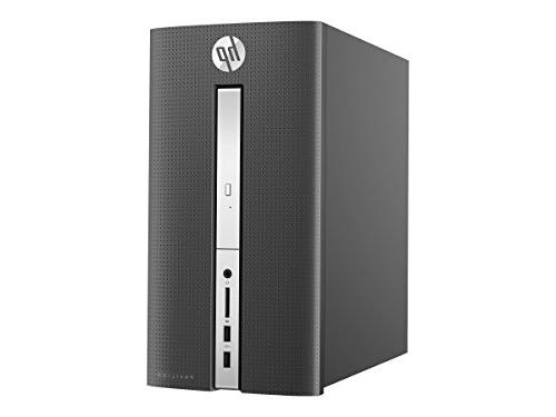 CUK Pavilion 570 Tower PC  - Business and Home Desktop Compu