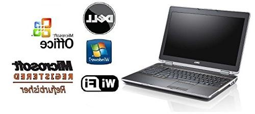 "Dell 15.6"" Laptop PC Latitude E6520 - FAST Core i7 2.7GHz CP"