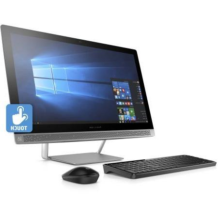 HP Pavilion 24-b223w All-in-One PC, Core i3-7100T, 6GB Hard Keyboard and Mouse,