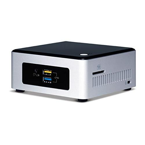 Intel NUC NUC5CPYH, 4K Support via HDMI, HD Graphics, SATA3