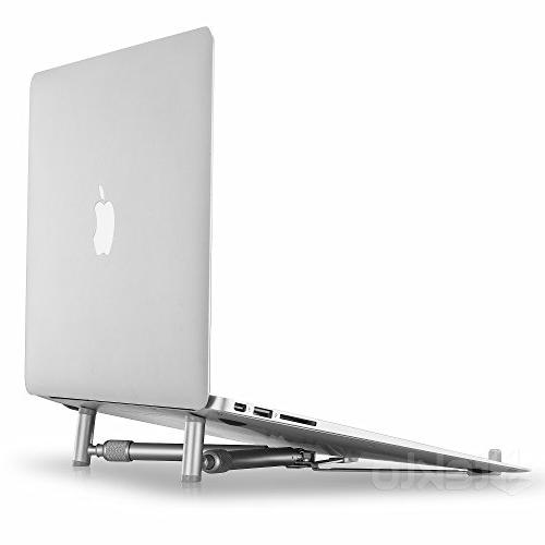 X-Stand Laptop Stand, Steklo Universal Computer Stand for Ma