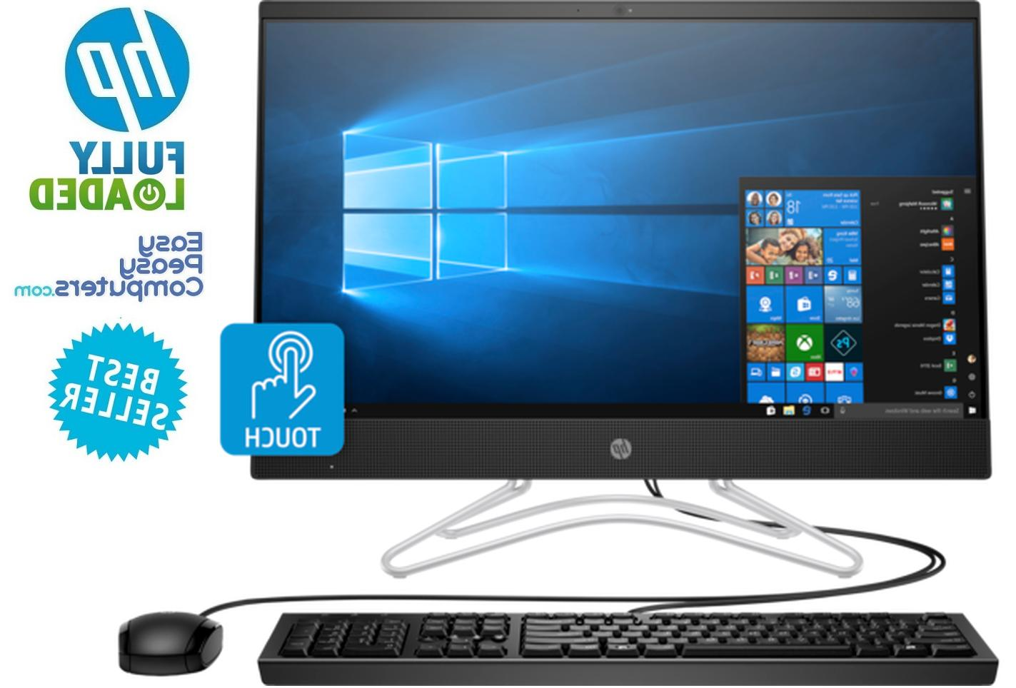all in one computer touchscreen 24 win10