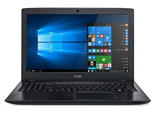 "Acer E 15, 15.6"" Gen Core 6GB HDD, DVD,"