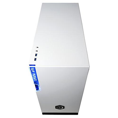CYBERPOWERPC Essential GXi10900CPG Gaming PC White