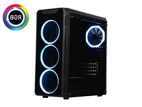 Centaurus - Intel Core i5 8600 4.3GHz GTX 1070 8GB, 8GB DDR4, SSD + 2TB HDD, 10, WiFi. Ready
