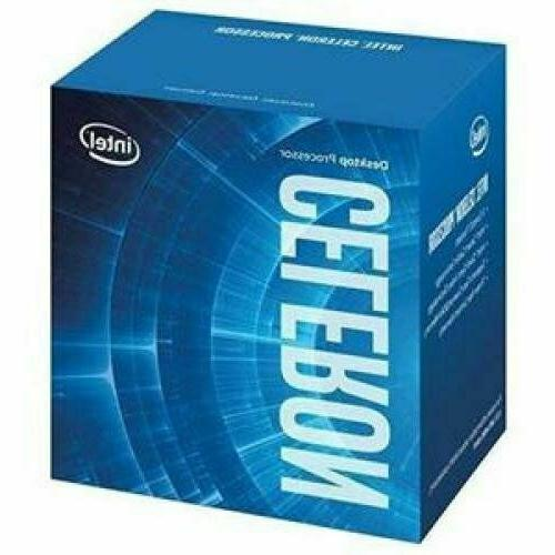 Intel Celeron G3900 Dual-core  2.80 GHz Processor - Socket H