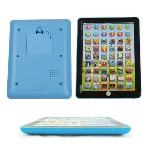 Children Multi-Function Learning Touch Tablet Pad Computer E
