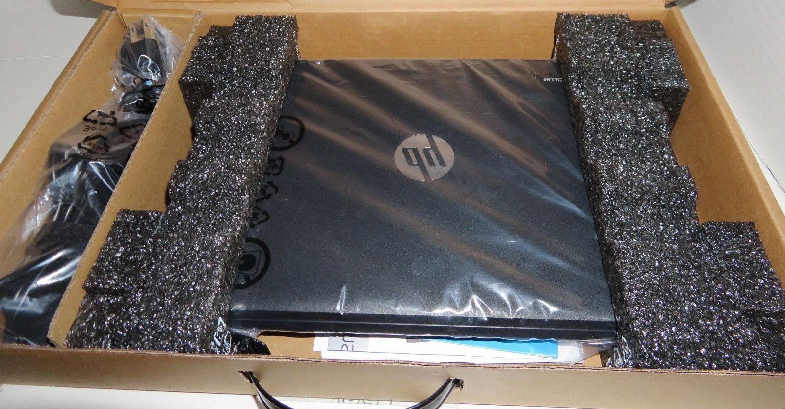 Computer HP PC Chromebook electronics 11.6 in.16GB, Intel Ce