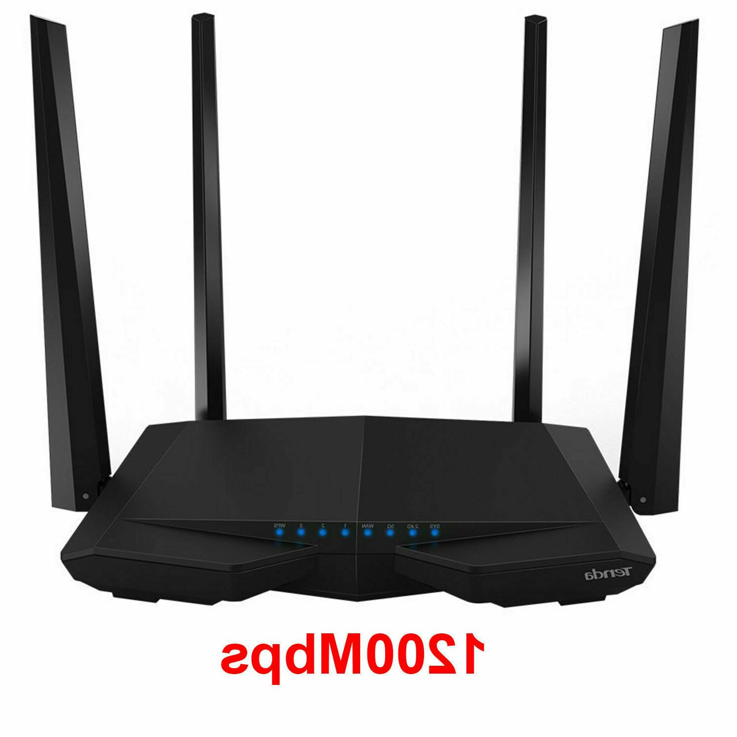 dual band ethernet ac1200 high speed wireless