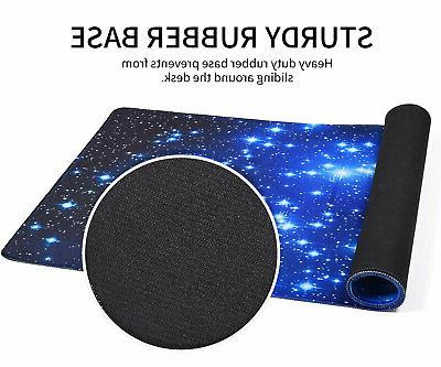 Extend Galaxy Gaming Mouse Pad Mat Computer