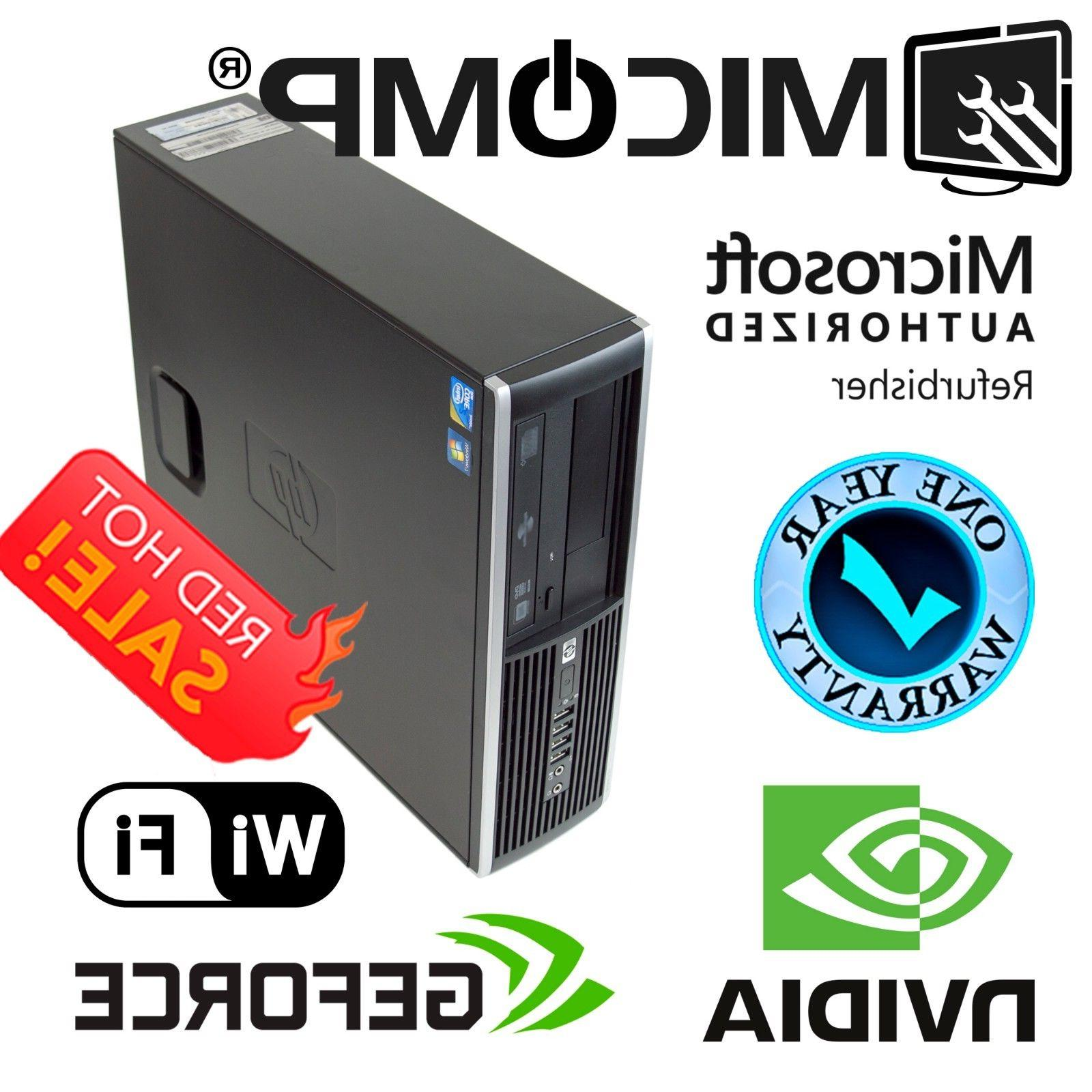 fast gaming computer pc nvidia gt1030 windows