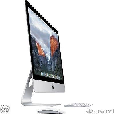 Apple MK472LL/A All-in-One Computer - i5 3.20 GHz 8 - - 5120 2880 - X El - Desktop Silver - AMD Radeon M390 2 GB - Wireless - Bluetooth Total