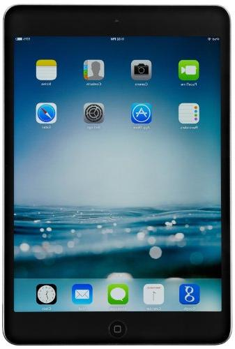 "Apple iPad 7.9"" Display 32GB Wi-Fi Touchscreen - Space Gray ME277"