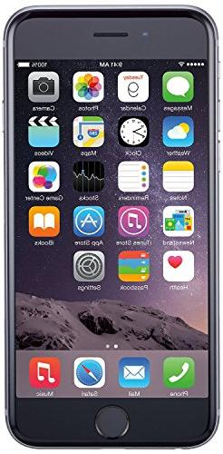 Apple iPhone 6 Plus, GSM Unlocked, 128GB - Space Gray