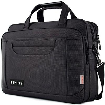 Laptop Bag 15.6 Inch Briefcase Computer Tablet PC Messenger