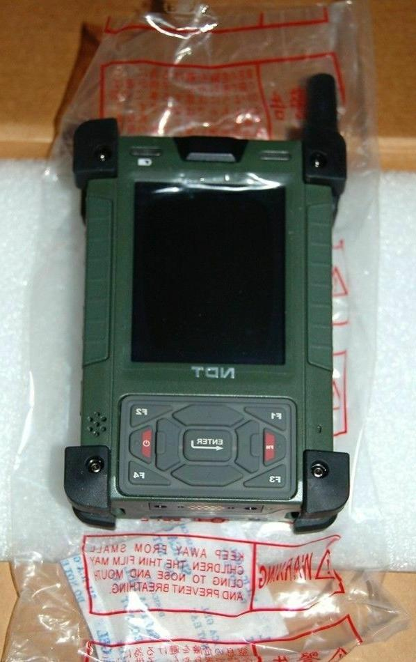 MILITARY GRADE PDA - Rugged Handheld Computer with battery