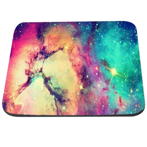 Non Slip Galaxy Pad Mat For Laptop Notebook PC Computer 1PC