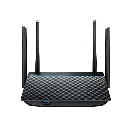 ASUS RT-ACRH13 Dual-Band 2x2 AC1300 Wifi 4-port Gigabit Rout