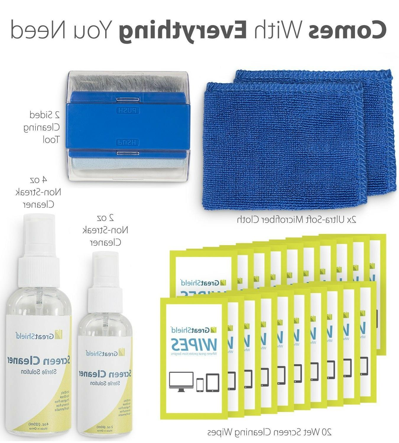 Screen Cleaning Kit Wipe Tablet Cleaner