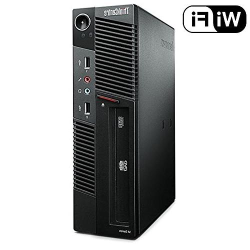 thinkcentre desktop computer