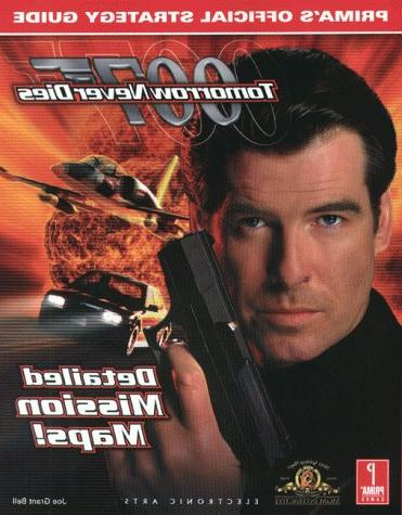tomorrow never dies primas official strategy guide